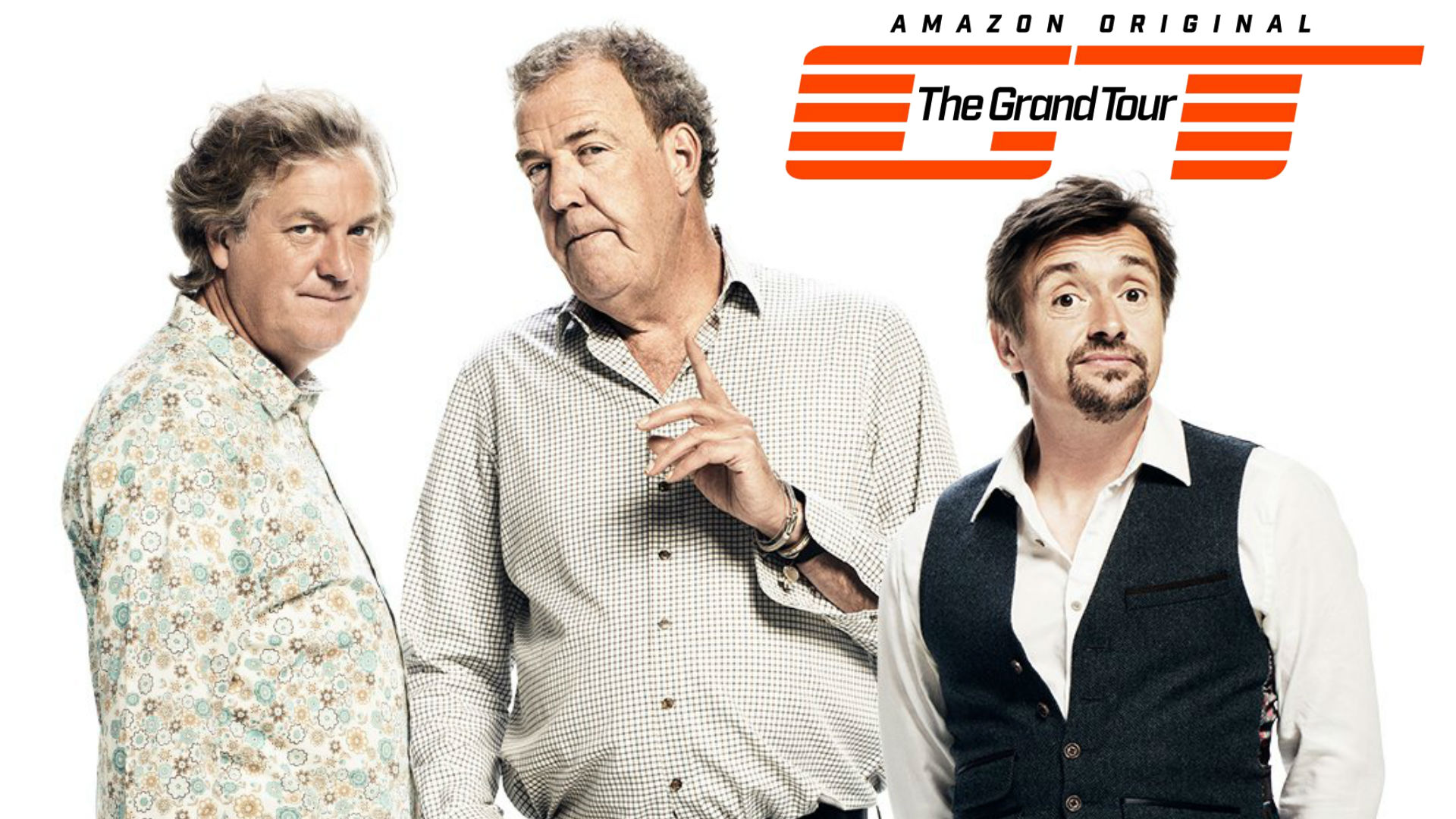 The Grand Tour Jeremy Clarkson James May Richard Hammond logo