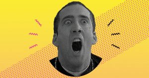 How Nic Cage are you?