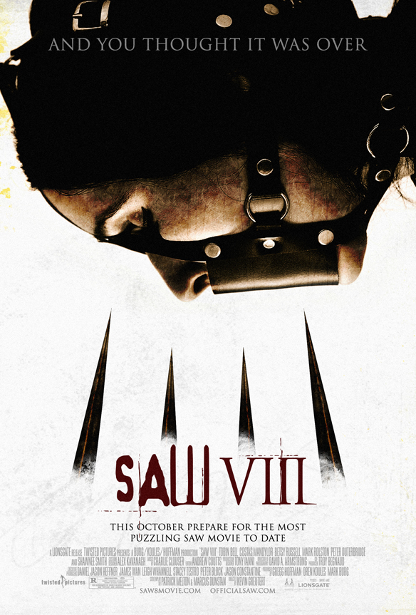 The Saw Legacy Poster