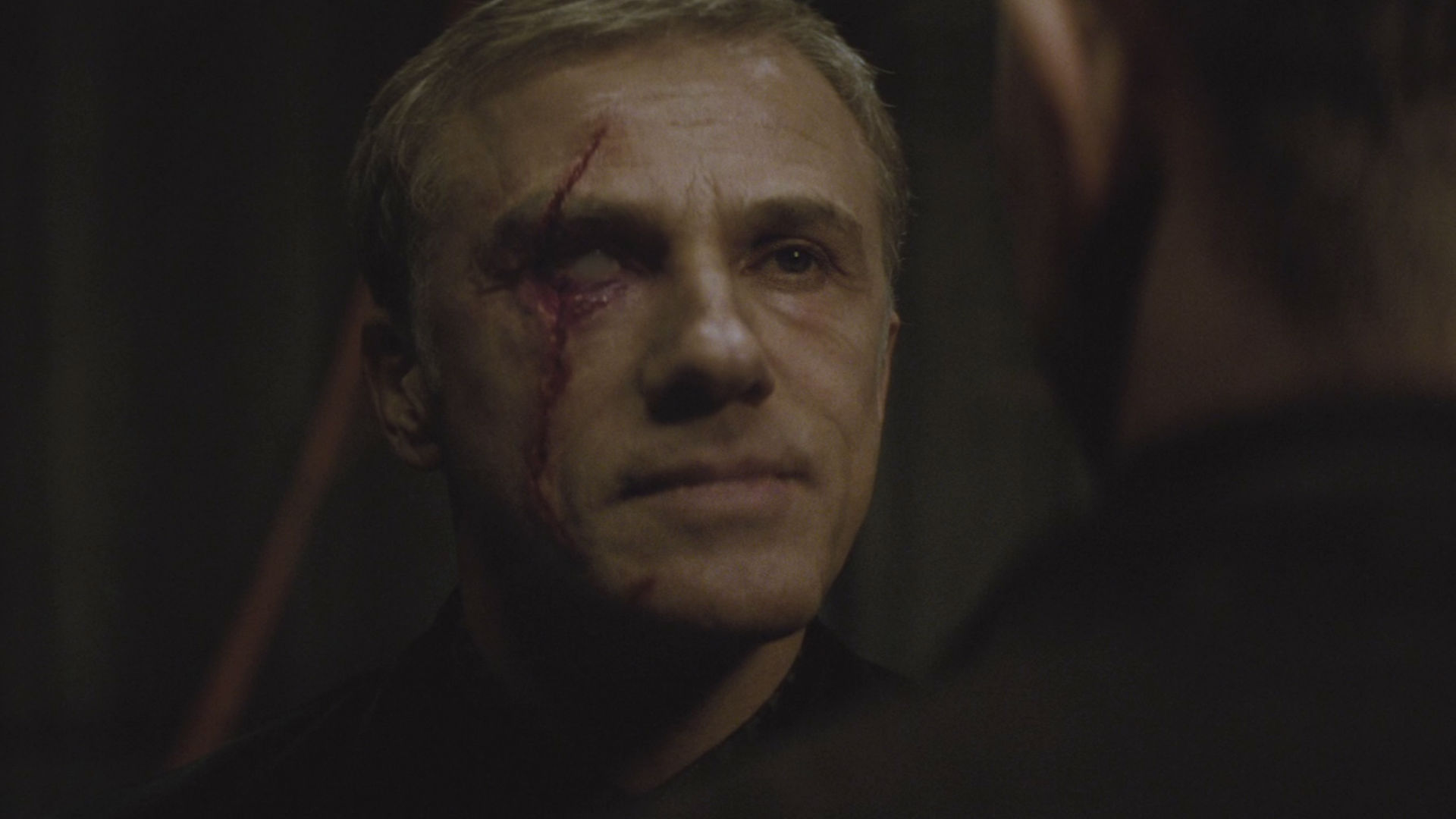 Christoph Waltz as Blofeld in Spectre