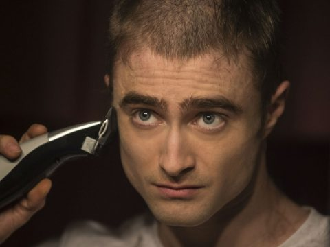 Daniel Radcliffe shaves head for Imperium