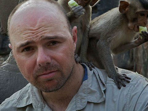 Karl Pilkington An Idiot Abroad