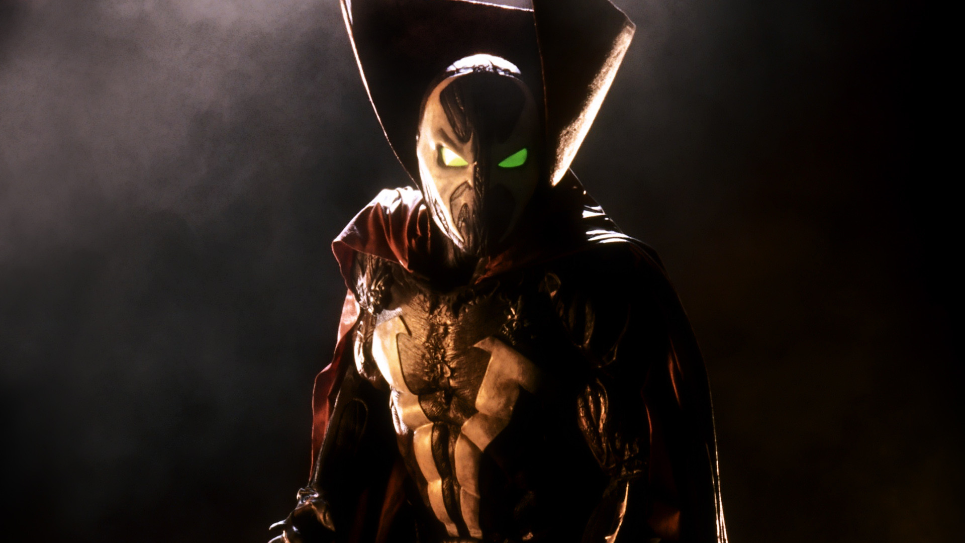 The 1997 Spawn movie.
