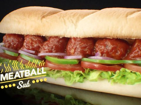 The Subway Meatball sub.