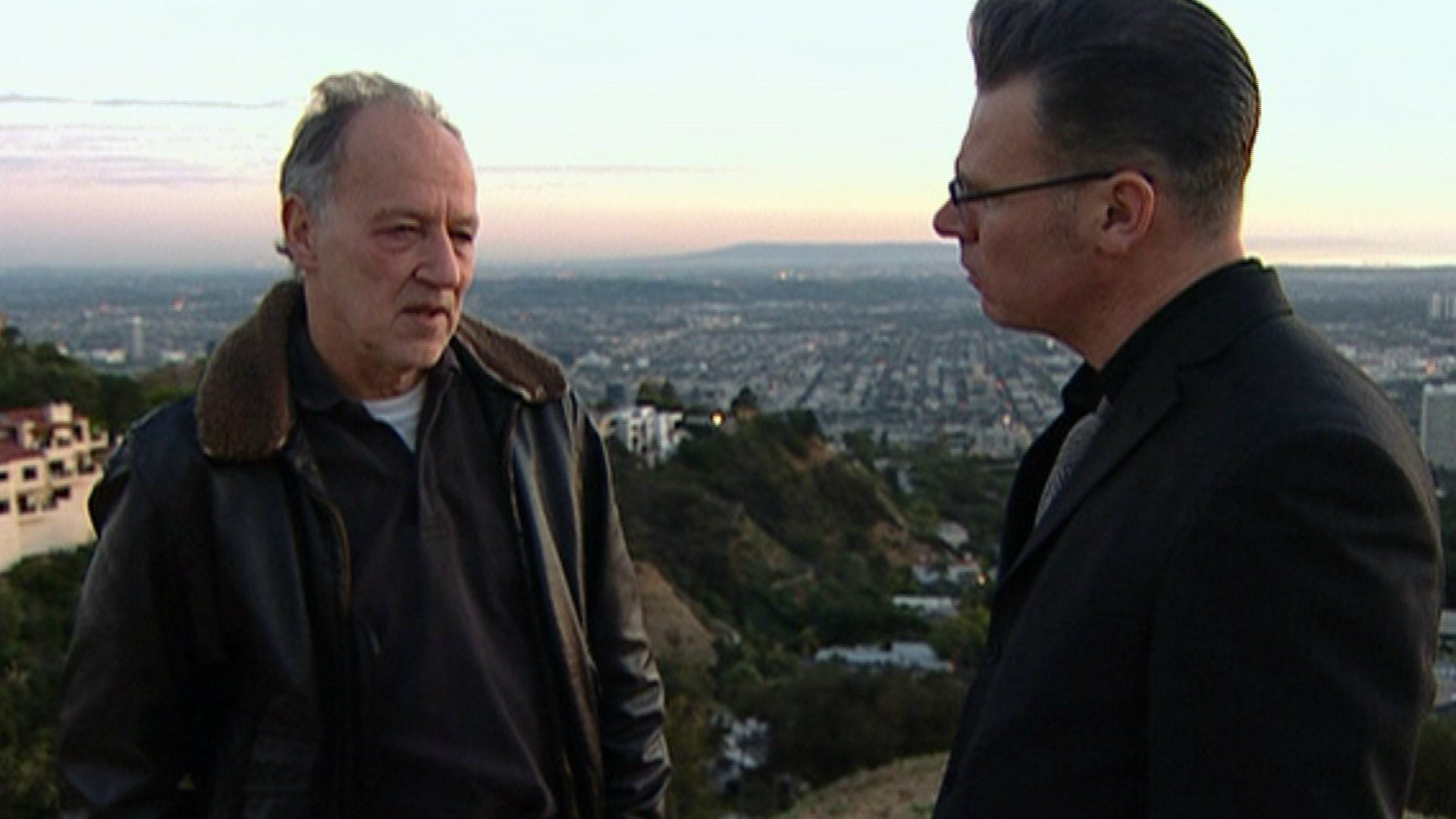 Werner Herzog Mark Kermode interview