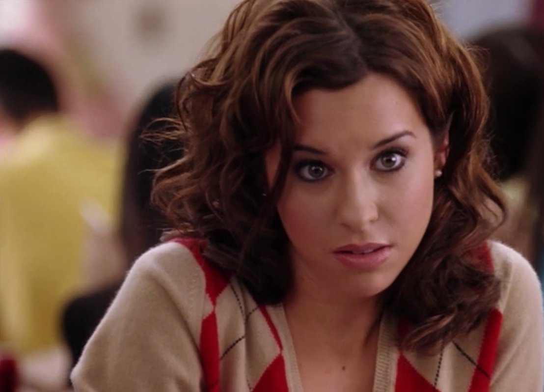Lacey Chabert in Mean Girls