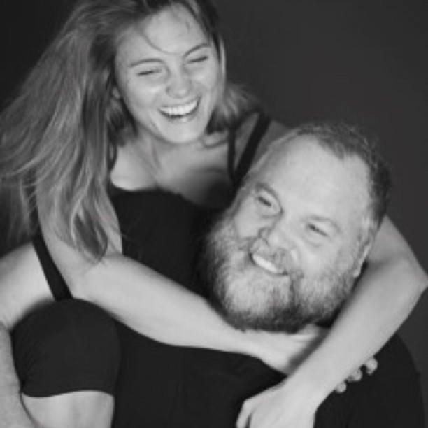 Vincent D'Onofrio and Leila George together