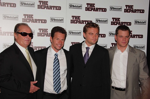 The Departed stars