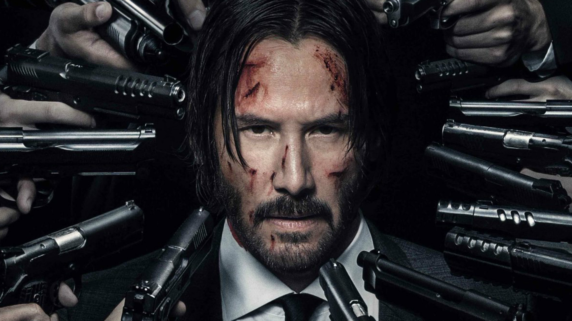 John Wick 2 trailer Keanu Reeves guns
