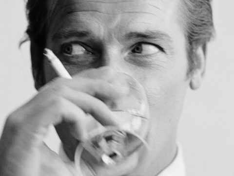 Roger Moore's autobiography Shaken Not Stirred