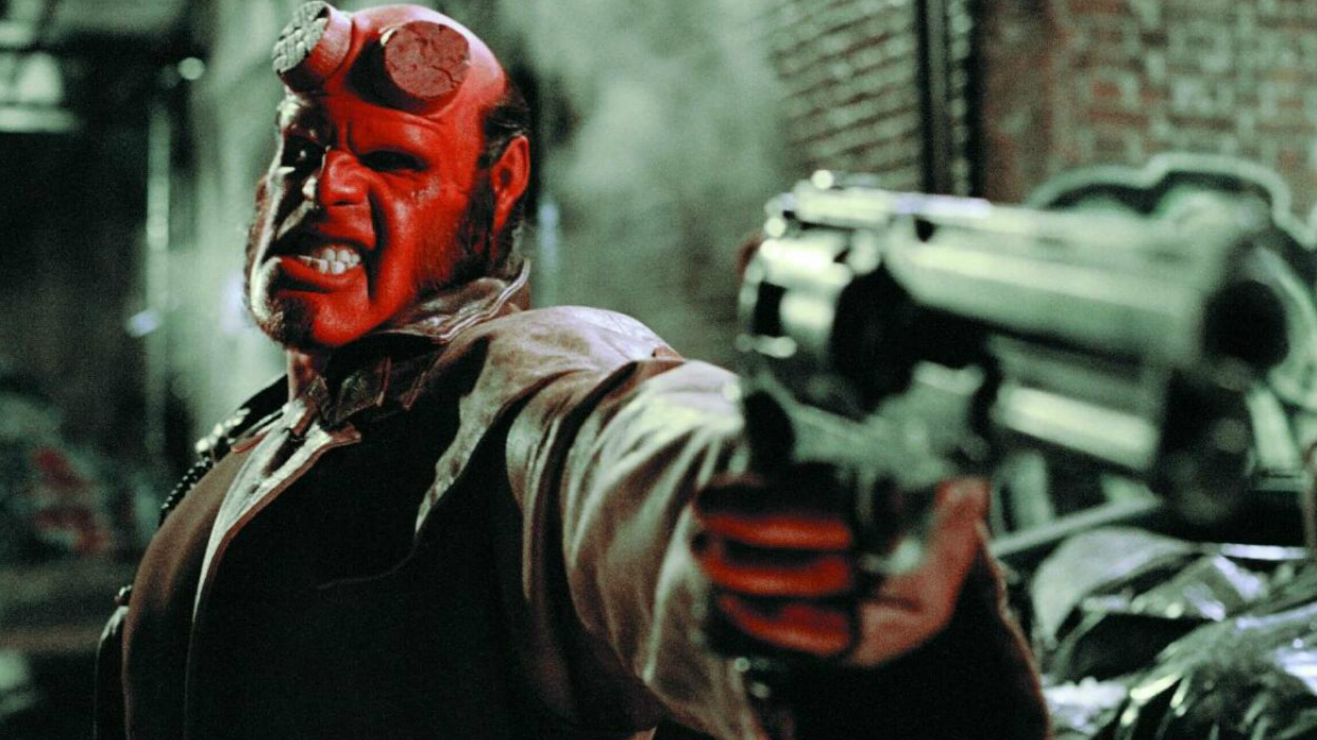 Ron Perlman has long wanted Hellboy 3 to happen