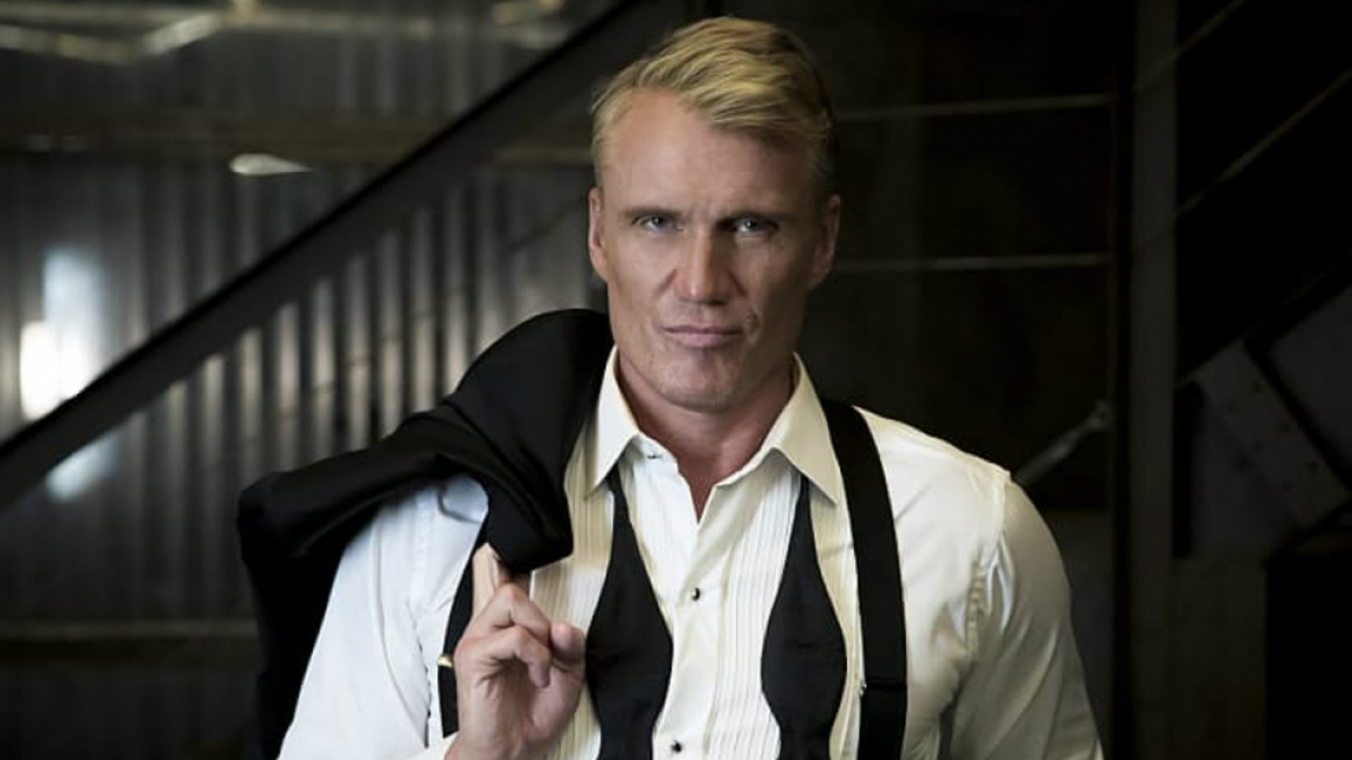 Dolph Lundgren in Arrow