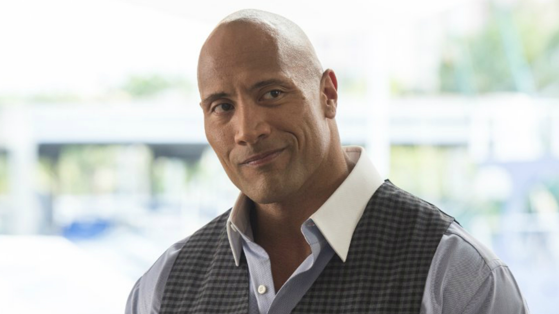 The Rock- aka Dwayne Johnson