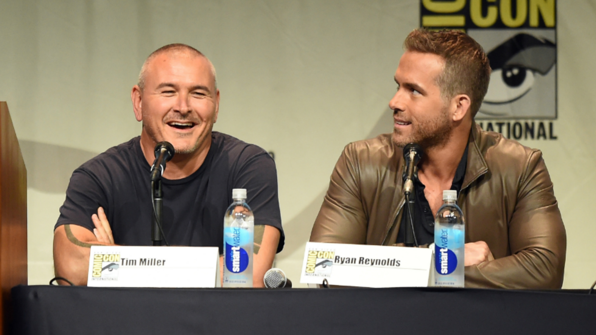 Deadpool pair Tim Miller and Ryan Reynolds