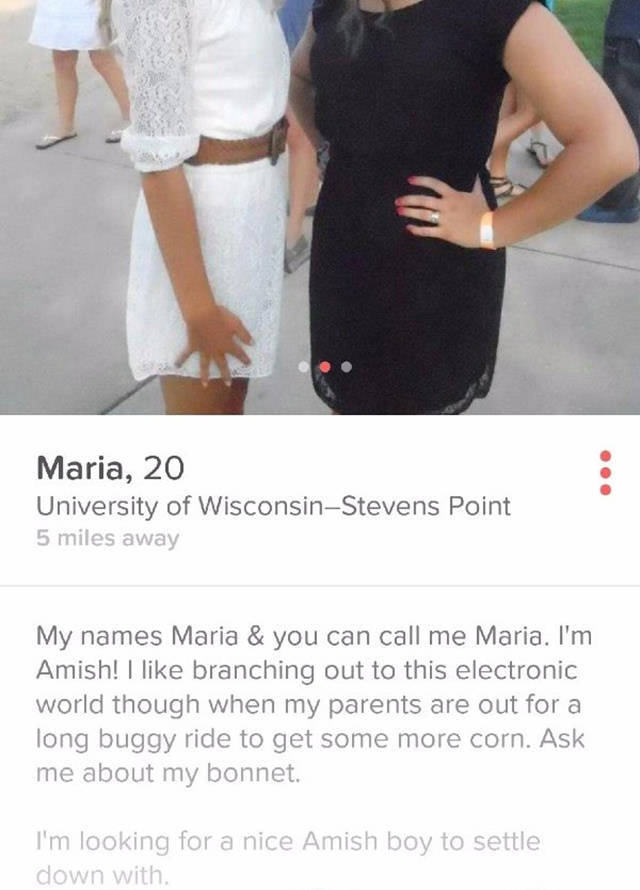 Tinder funny moments