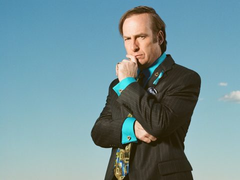 Bob Odenkirk in Better Call Saul.