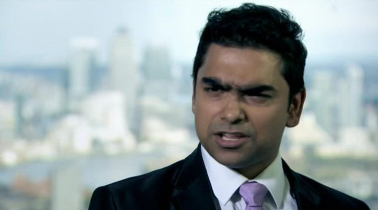 Karthik on The Apprentice