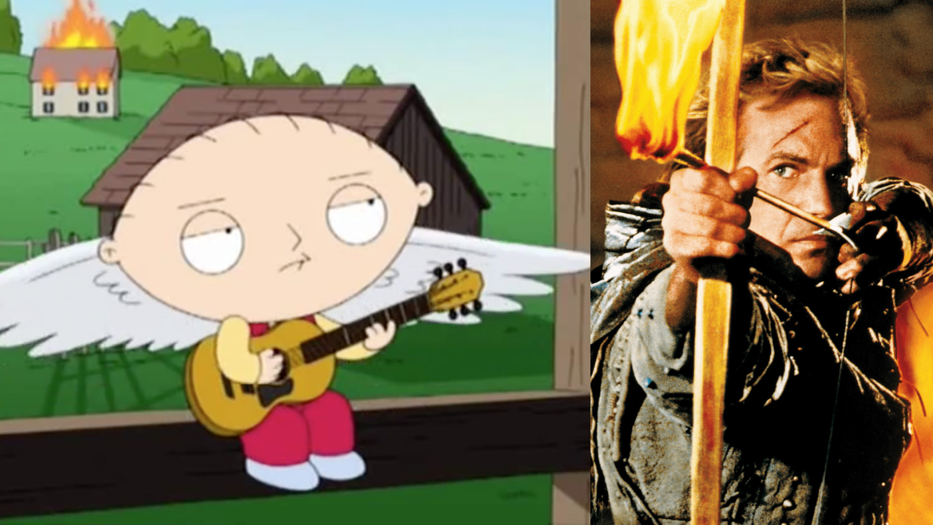 Stewie Griffin's Bryan Adams cover