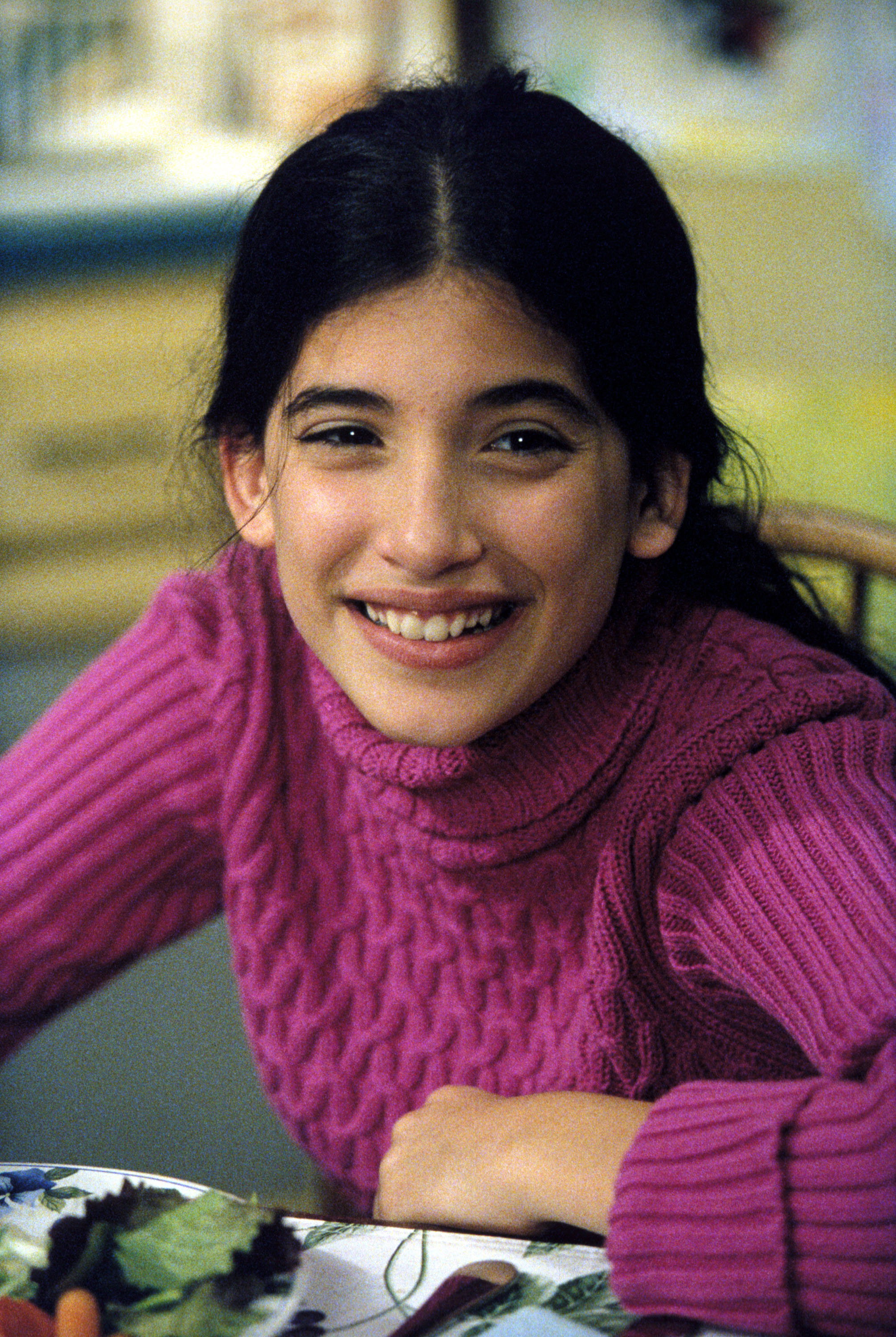 Tania Raymonde in Malcolm In The Middle