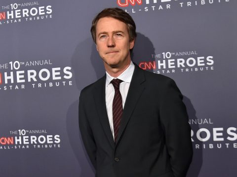 NEW YORK, NY - DECEMBER 11: Edward Norton attends CNN Heroes Gala 2016 at the American Museum of Natural History on December 11, 2016 in New York City. 26362_011 (Photo by Mike Coppola/Getty Images for Turner)