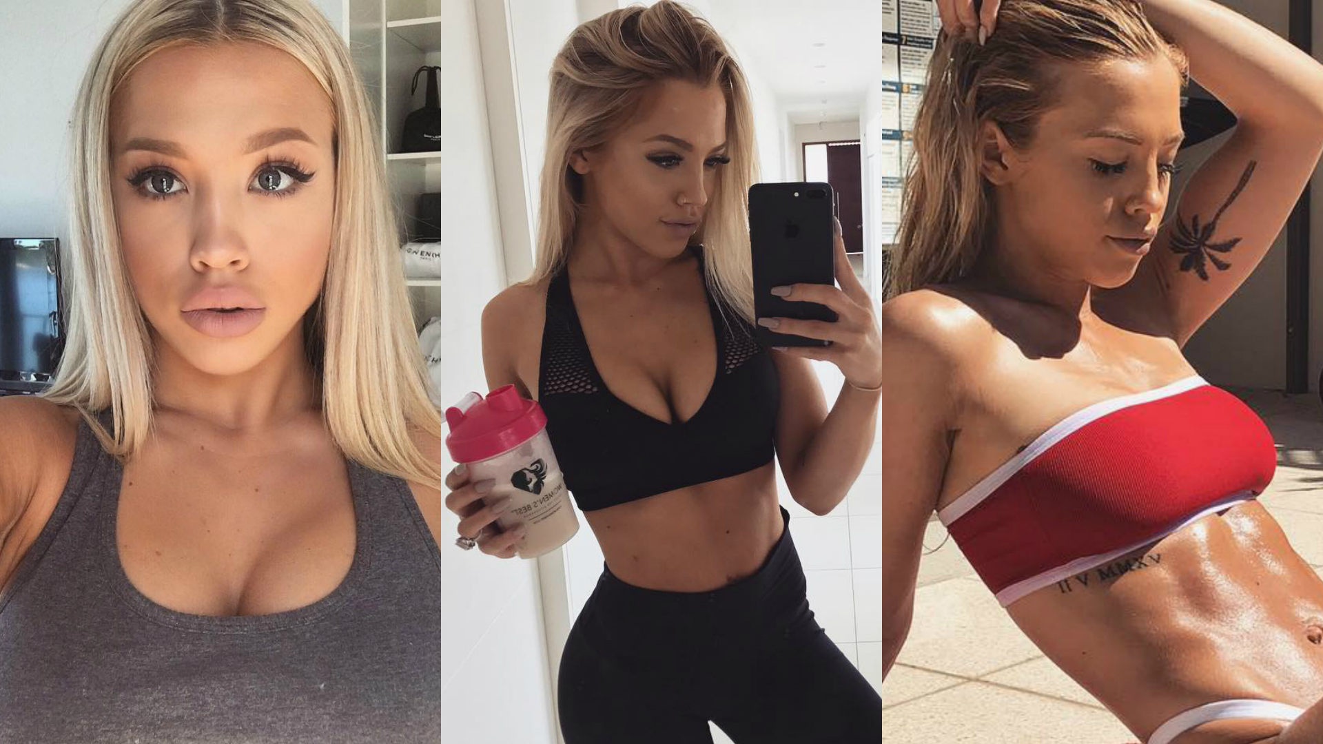 Monday Motivation from Tammy Hembrow
