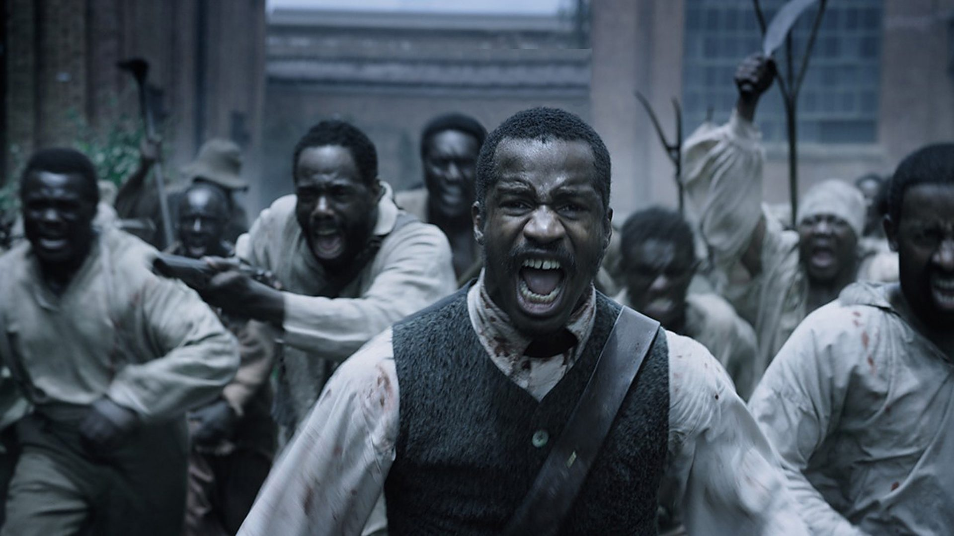 Nate Parker in Birth Of A Nation
