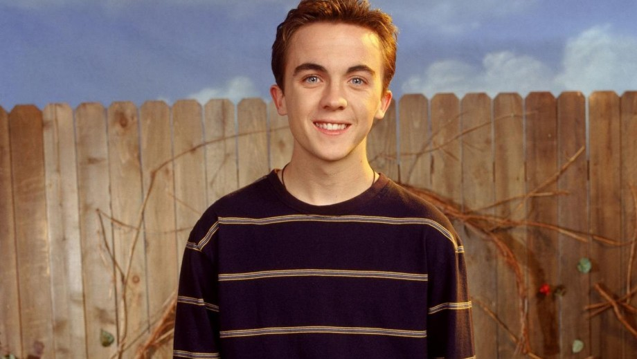 Frankie Muniz from Malcolm in the Middle.