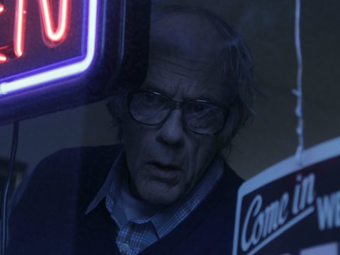 Christopher Lloyd in I Am Not A Serial Killer