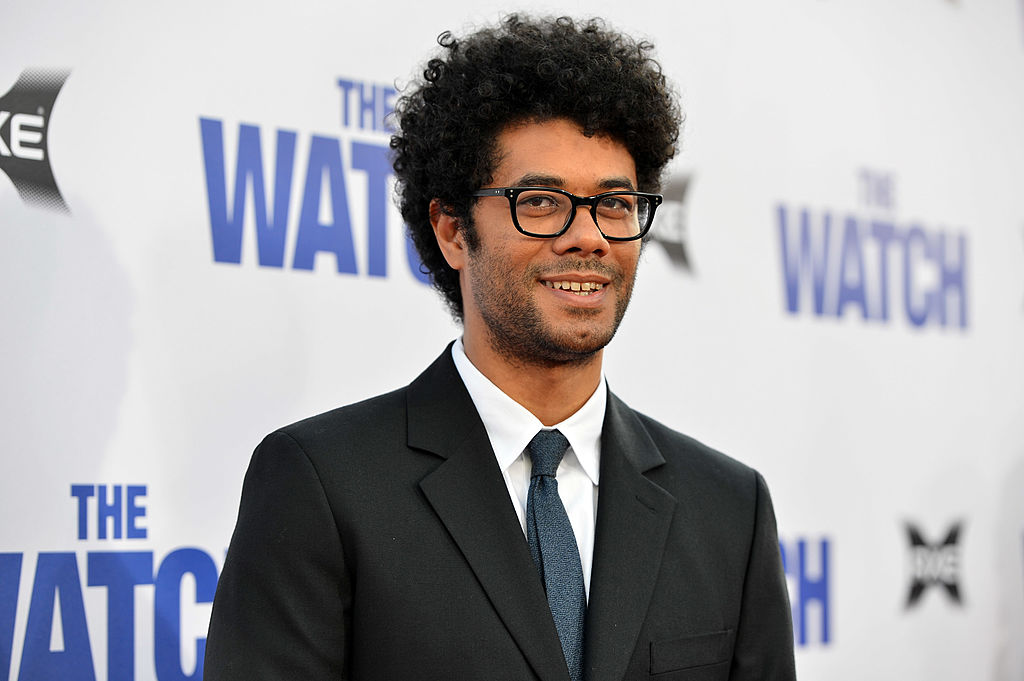 Richard Ayoade for the Crystal Maze?