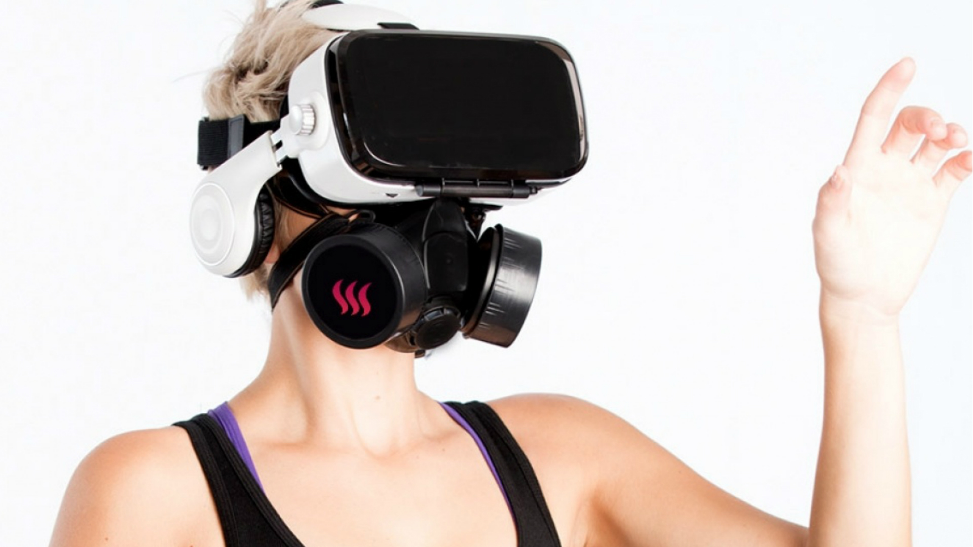 The VR porn accessory that allows you to smell