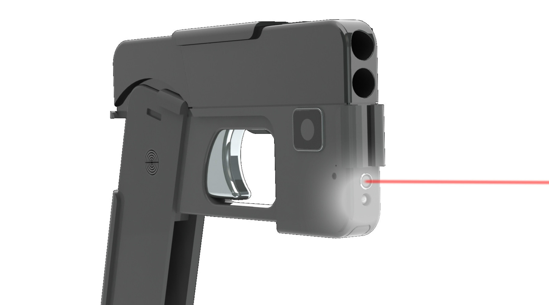 The iPhone Gun from Ideal Conceal.