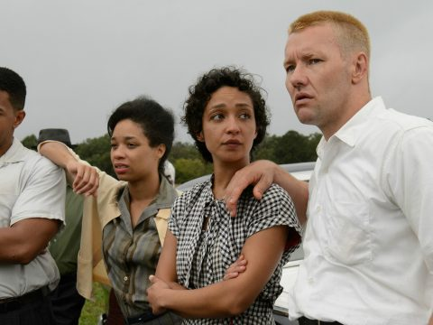 Loving starring Ruth Negga and Joel Edgerton.