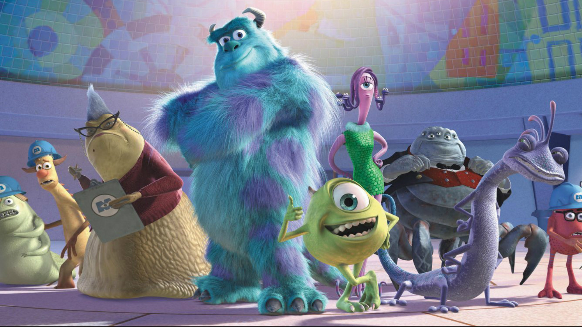 Disney Pixar's Monsters Inc.