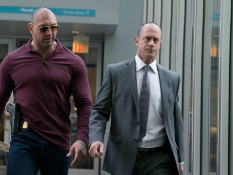 Marauders starring Chris Meloni and Dave Bautista