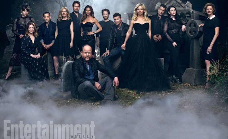 Buffy the Vampire Slayer for Entertainment Weekly