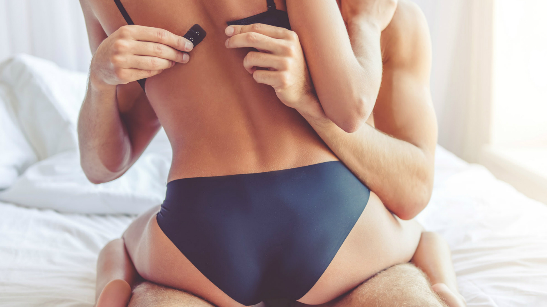Why do guys always want sex in the morning?