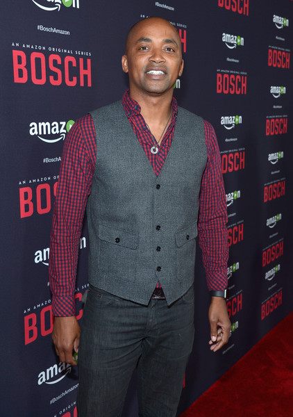 DuJuan Johnson is one of the stars of Bosch