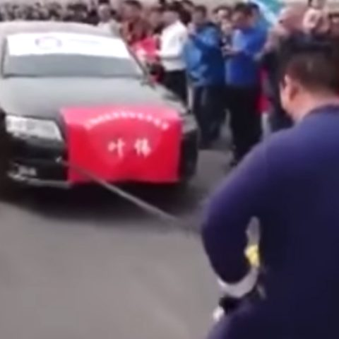 Penis record attempt