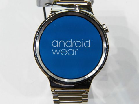 the Huawei Smartwatch