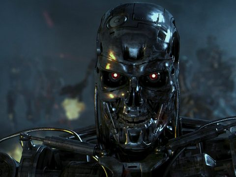 Terminator: The Rise of the Machines.