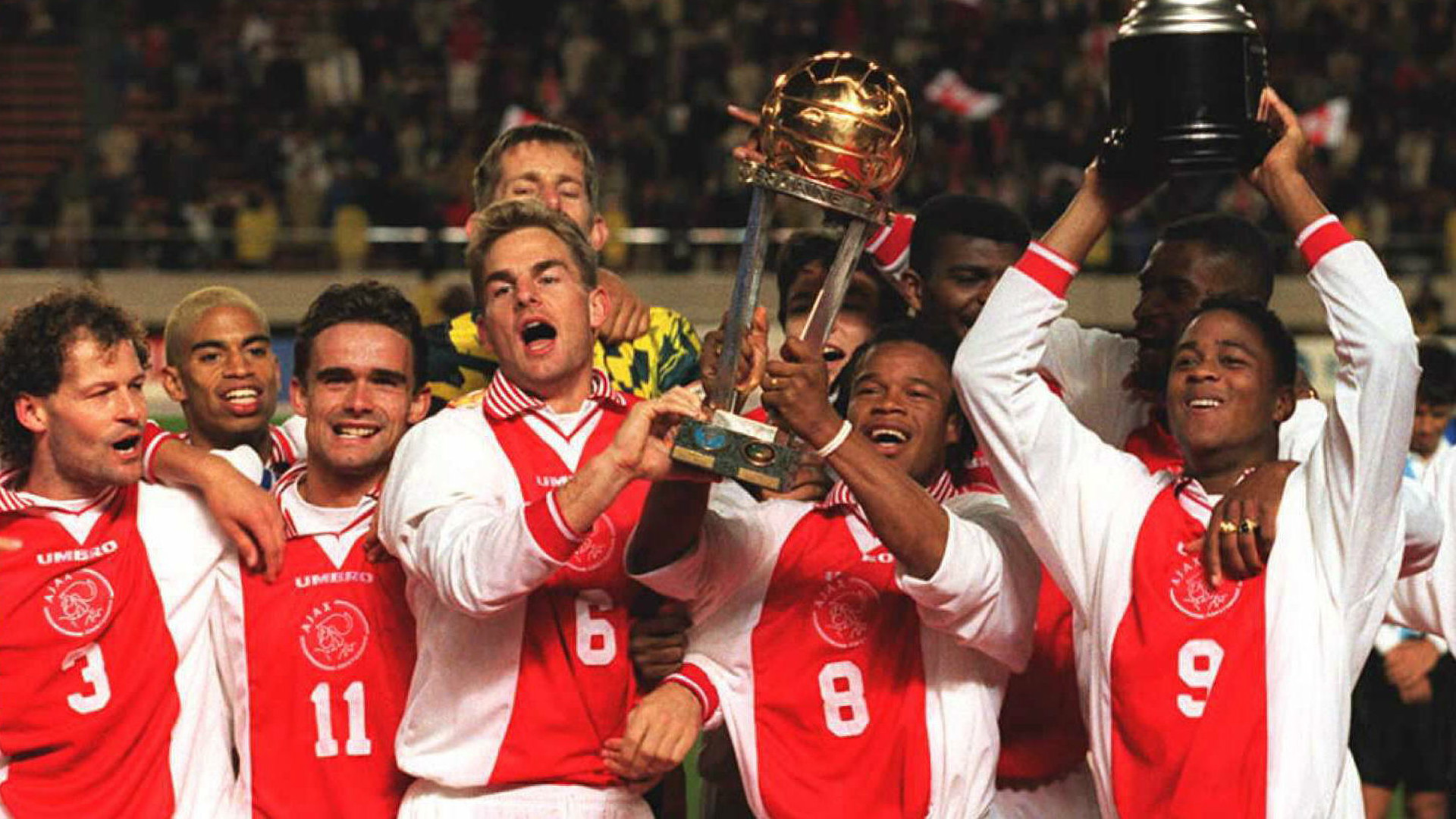The Ajax team of the mid-90s