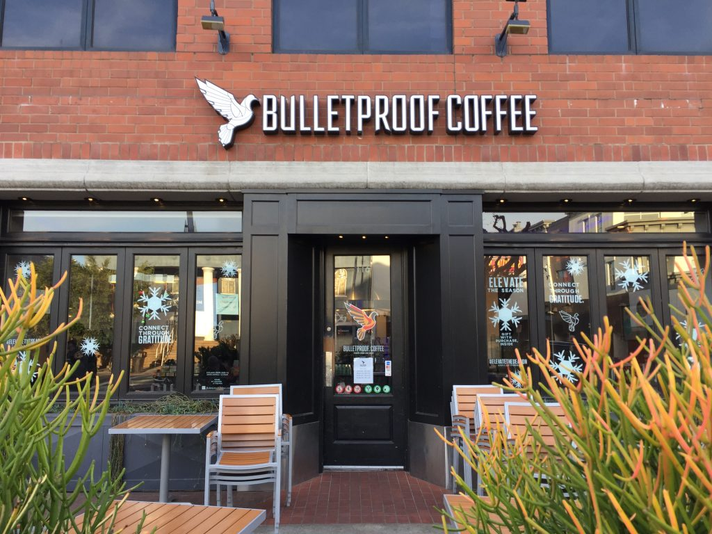 bulletproof cafe