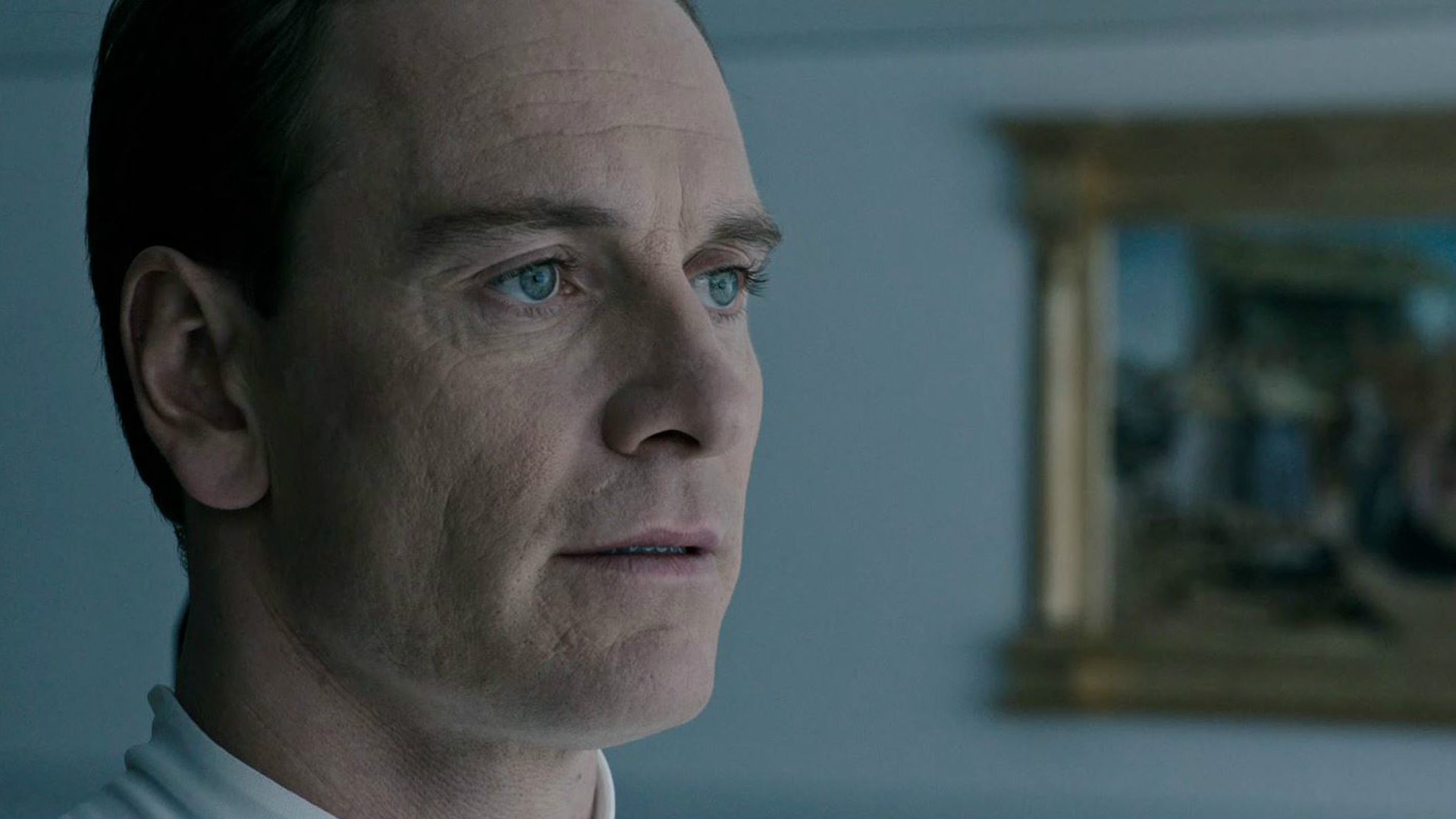 Michael Fassbender in Alien: Covenant.