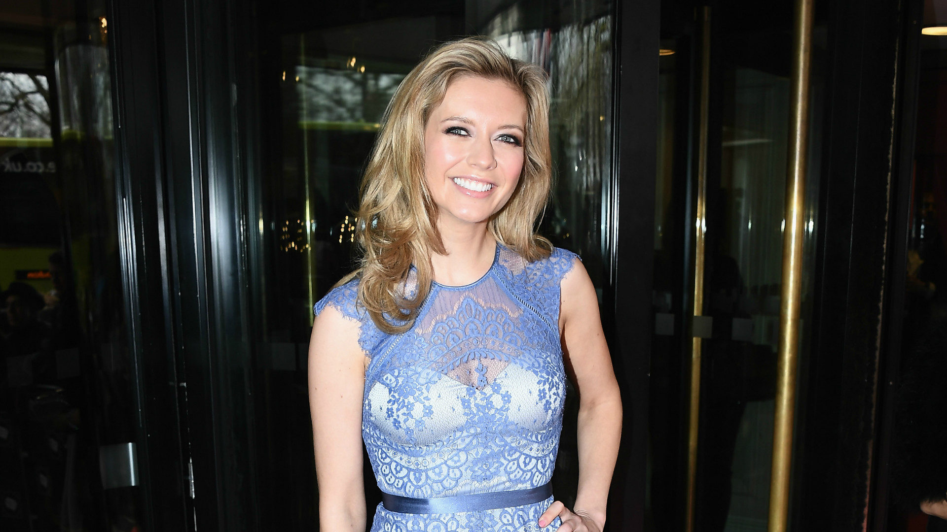 Countdown presenter Rachel Riley