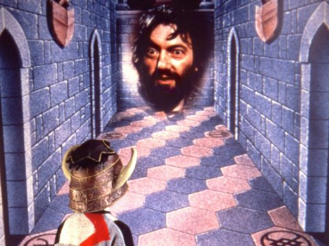 A still image from Knightmare