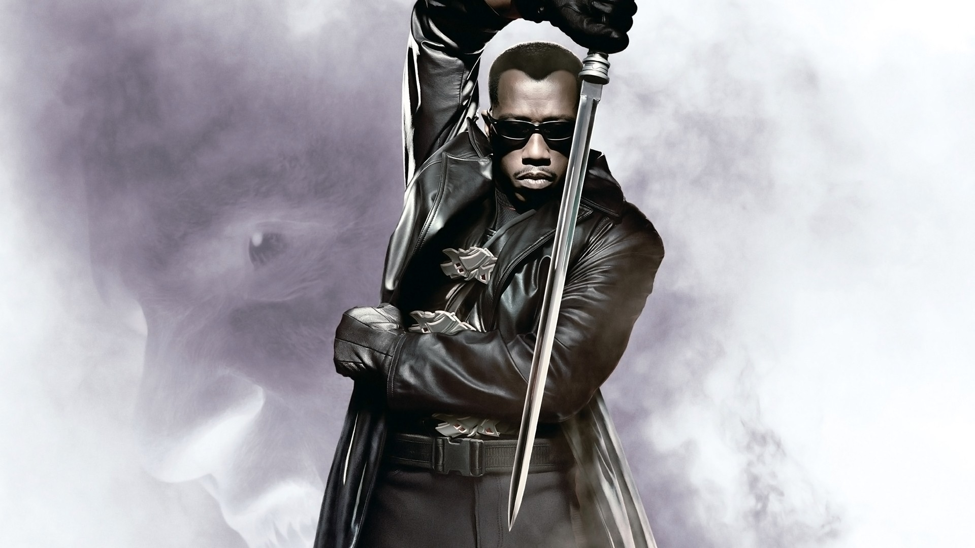 Wesley Snipes as Blade.