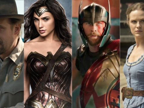 A Comic-Con trailer round-up.