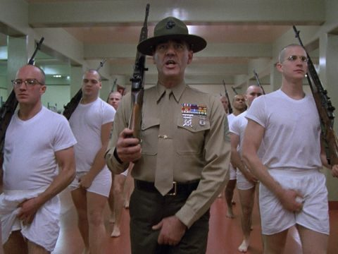 Full Metal Jacket.