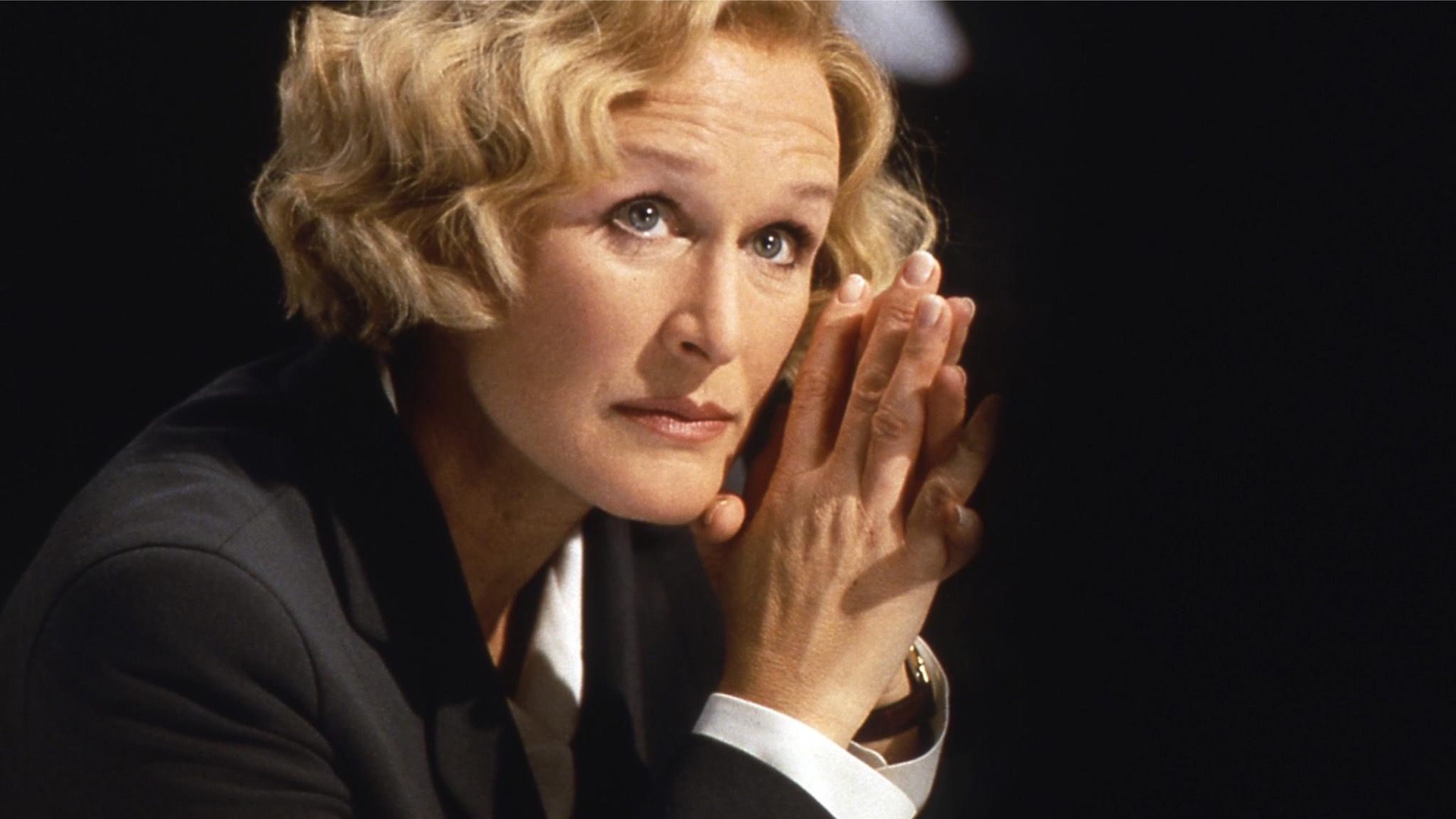 Glenn Close in Air Force One.