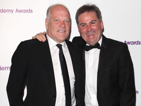 Andy Gray and Richard Keys.